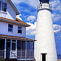 Cove Point Lighthouse by Thomas R Fletcher