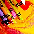 Crayon Soup by Diana Angstadt