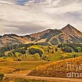 Crested Butte Autumn by Kelly Black