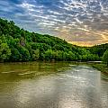 Cumberland River by Alexey Stiop