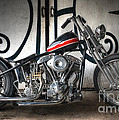 Custom Bike  by David B Kawchak Custom Classic Photography