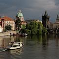 Czech Republic, Prague by Robert Caputo