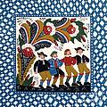 Dancing Men  by Leif Sodergren