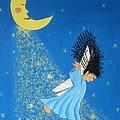 Dancing On Moonbeams by Pamela Allegretto