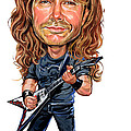 Dave Mustaine by Art