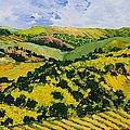 Deep Valley by Allan P Friedlander