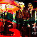 Def Leppard by Marvin Blaine
