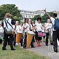 Dende Nation Samba Drum Troupe by David Fowler