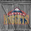 Denver Nuggets by Joe Hamilton