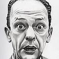Deputy Barney Fife by Fred Larucci