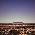 Desert Monolith by Girish J
