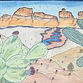 Desert Storm by Larry Mora