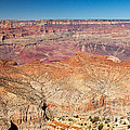 Desert View Grand Canyon National Park by Fred Stearns