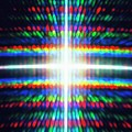 Diffracted Light Pattern by Alfred Pasieka