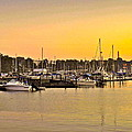 Dock Of The Bay by Frozen in Time Fine Art Photography