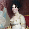 Dolley Payne Todd Madison (1768-1849) by Granger