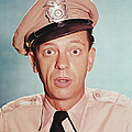 Don Knotts In The Andy Griffith Show by Silver Screen