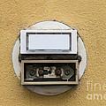 Doorbells by Michal Boubin