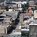 Downtown Lincoln by Bill Cobb