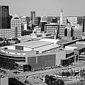 Downtown Skyline Of St. Paul Minnesota by Bill Cobb