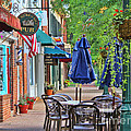 Downtown Worthington by Jack Schultz