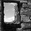 Dun Aengus Doorway by Denise Mazzocco