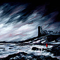 Dunure Red Coat by J P McLaughlin