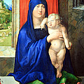 Durer's Madonna And Child by Cora Wandel