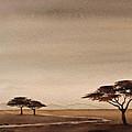 Dusk by Jean Lurssen