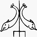 Early Christian Symbol by Granger