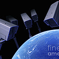 Earth Under Surveillance by Science Picture Co
