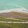 East Coast Aerial Near Jekyll Island by Betsy Knapp