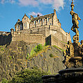 Edinburgh Castle  by Brian Jannsen