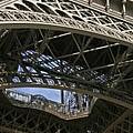 Eiffel Tower by Gary Lobdell