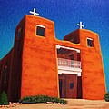 El Corazon Sagrado by Cheryl Fecht