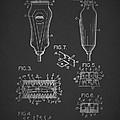 Electric Razor Patent 1940 by Mountain Dreams