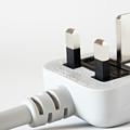 Electrical Plug by Emmeline Watkins/science Photo Library
