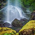 Elowah Falls by Brian Jannsen