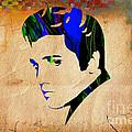 Elvis Presly Wall Art by Marvin Blaine