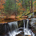 Enders Falls by Bill Wakeley