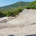Epidaurus, Argolis, Peloponnese by Panoramic Images