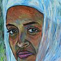 Ethiopian Lady by Xueling Zou