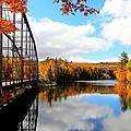 Autumn In Upper Michigan by Jaunine Roberts