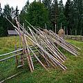 Fence by Jouko Lehto