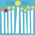 Festival Of Lights by Linda Woods