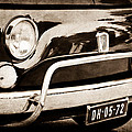 Fiat 500 L Front End by Jill Reger