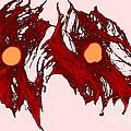 Fibroblasts, Lm by David M. Phillips