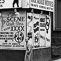 Film Homage Hard Core 1979 Porn Theater The Combat Zone Boston Massachusetts 1977 by David Lee Guss