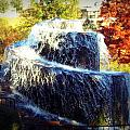 Finlay Park Fountain 3 by Lisa Wooten