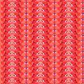 Flower Petal Petal Art From Cherryhill Nj America Micro Patterns Red Color Tones Light Shades by Navin Joshi